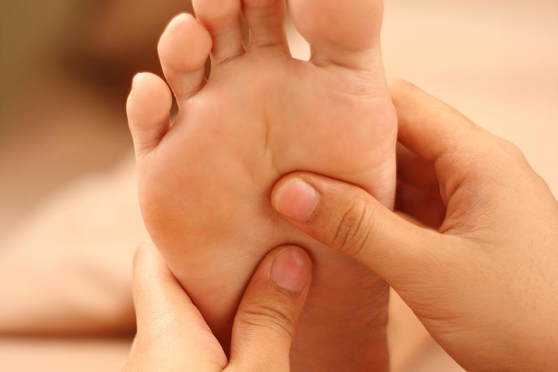 Reflexology in Hendon, North-West London